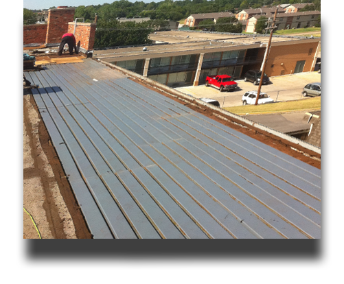 Whether Youu0027re Searching For Commercial Roof Repair Or Leak Repair, American  Roofing Company Has The Experience And Expertise To Fix The Damage So You  Can ...